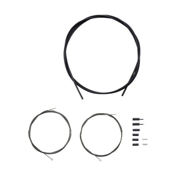 Kit de câble et gaine de transmission Shimano route/GRX