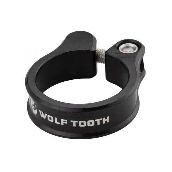 Collier de tige de selle Wolf Tooth Noir