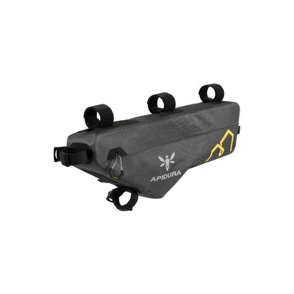 Apidura Expedition Frame Pack 4,5L – Sacoche de cadre Compact