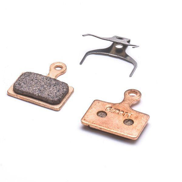 Plaquettes métalliques Brake Authority Shimano route et gravel